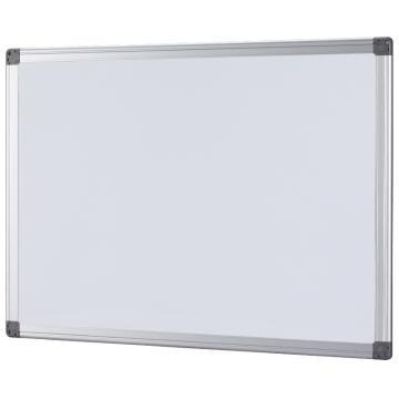 齐心 BB7625 耐用易擦系列白板 45*60CM 白