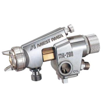 岩田自动喷枪,口径1.2mm,压送式,WA-200-122P(不含涂料容器)