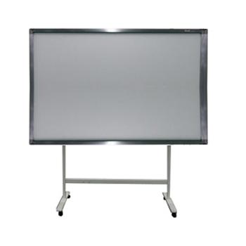 普乐士无线互动白板,UPIC-85B 外形尺寸H1258mm*W1928*D41mm