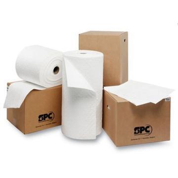 SPC 吸油专用垫,38cm×48cm,吸附量98升,100片/箱,OP100