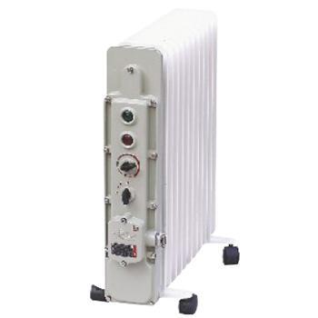 飛策 防爆電加熱油燈 A-165,BDR-2/11YR,防爆等級Exd IIBT3,不帶電纜