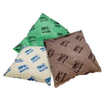SPC 化学品吸附棉枕,43×48cm,吸附量105升,16个/箱,HAZ1818