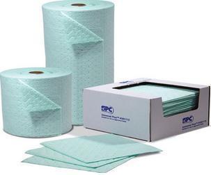 SPC 通用型吸附垫,30cm×30cm,吸附量75升,200片/箱,UN1113