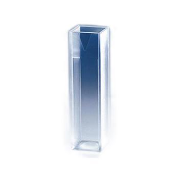 微量比色皿,PS材质,最小检测体积2,5ml,100个/包