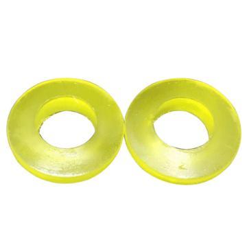 聯軸器柱銷靠背鈴螺栓黃色彈性圈,14*27*7(M10),100個/包