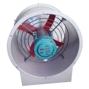 巨风 防爆型固定式轴流风机(排风型,风叶出风),BT35-11-4-0.25KW,380V,1450rpm