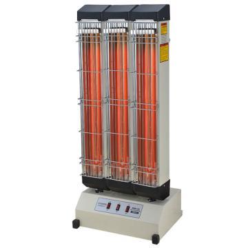 冬夏 远红外辐射式电加热器,DQN-3G,380v,4.8kw