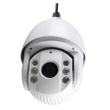 海康威视 300万红外网络高清球机 焦距 5.2- 98mm 20倍光学 红外150米  DS-2DC7320IW-A
