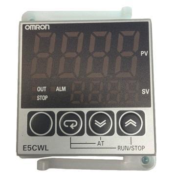 欧姆龙 经济型数字温控器,E5CWL-R1TC,AC100~240V