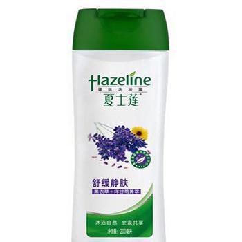 夏士蓮舒緩靜膚健膚沐浴露,200ml 單位:瓶