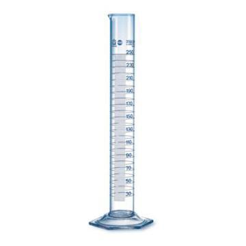 刻度量筒,100:1ml,高型,SILBERBRAND ETERNA,B级,2个/包