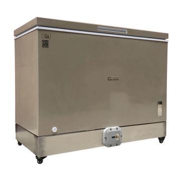 华东 防爆冷冻冷藏转换型冷柜BLL-315C,立卧式顶开门(单门),带自动化霜,内胆304不锈钢,容积315L,220V,防爆等级Exd mb IICT4 Gb