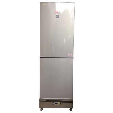 华东 防爆双门双温冷藏带冷冻冰箱BLL-166L,容积165L,220V,防爆等级Exd mb IICT4 Gb