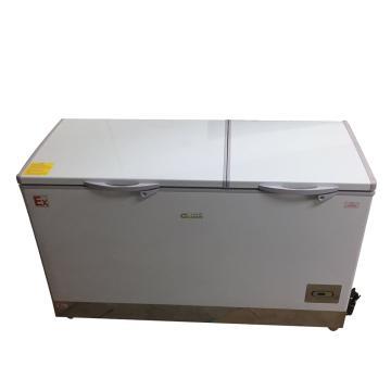 华东 防爆冷冻冷藏转换型冰柜BLL-400LW,立卧式顶开门(双门),容积400L,220V,防爆等级Exd mb IICT4 Gb