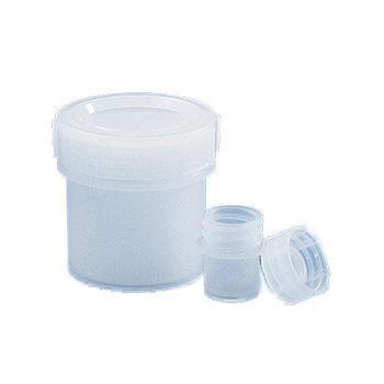 BRAND样品罐/旋盖,PE-LD,60ml,锥形,带盖,10个/包