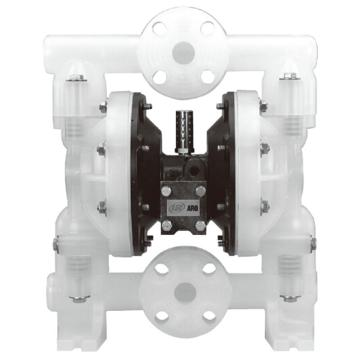 """英格索兰/Ingersoll Rand1""""非金属壳体气动隔膜泵,6661A3-344-C"""