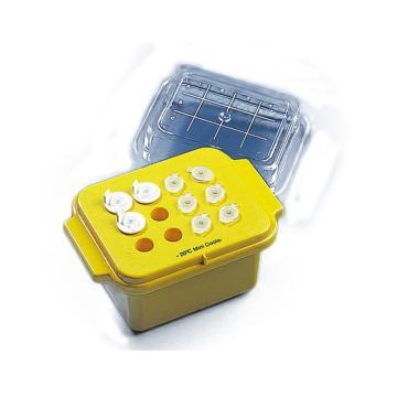 BRAND低温储存盒,PC材质,工作温度恒定于-20 癈,可保持60分钟
