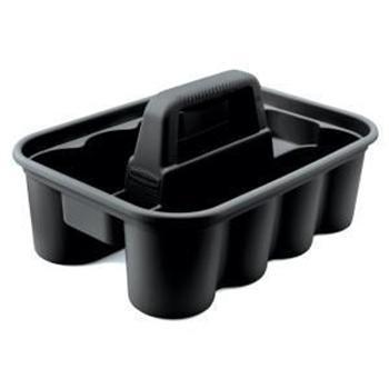 樂柏美Rubbermaid高級用具箱,315488黑色