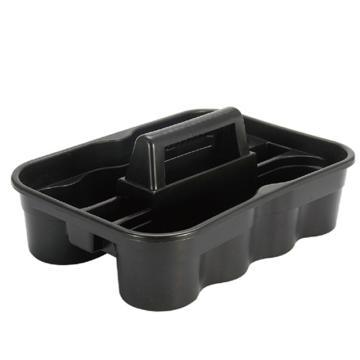 特耐適(Trust)高級用具箱,黑色,6931