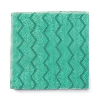 乐柏美Rubbermaid一般用途抹布,Q62000绿色,单位:块