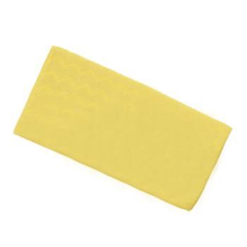 特耐适(Trust)浴室专用抹布,6431黄色 单位:个