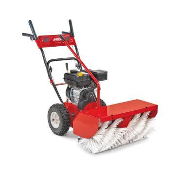马哈MAHA手推式多功能扫雪机,手启动 汽油机MS 6/700S 功率5.5匹 清洁宽度700mm