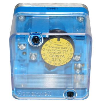 Honeywell 燃气空气压力开关,C6097A2310
