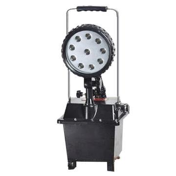 颇尔特 LED移动防爆强光工作灯 POETAA532 功率30W 白光,单位:个