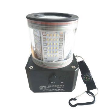颇尔特 LED轻便式多用途泛光工作灯 POETAA522A 功率12W