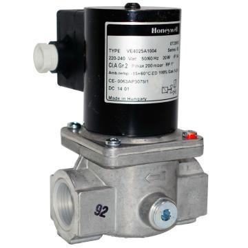 "Honeywell ""A""級VE4000A1系列燃氣電磁閥,VE4025A1004"