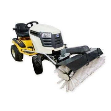 马哈MAHA驾驶式多功能扫雪机,(滚刷),手启动+电启动 汽油 MS 22/1100RS 功率22匹