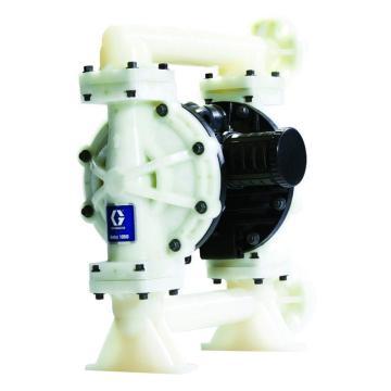 """固瑞克/GRACO 649029 1""""非金属壳体气动隔膜泵"""