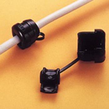 凯士士KSS 扁形电源线扣,SR-F21 适用基板厚度0.5-1.6,100个/包