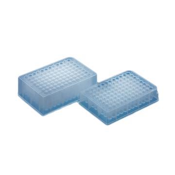 BRAND深孔板,PP材质,可堆叠,0.5ml,48个/箱