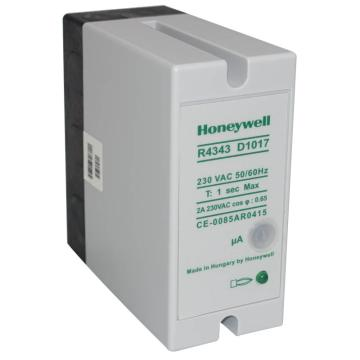 Honeywell 火焰開關型控制器,R4343D1017