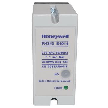 Honeywell 火焰開關型控制器,R4343E1014