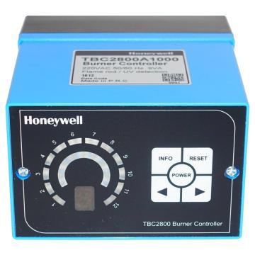 Honeywell TBC2800系列烧嘴控制器,TBC2800A1000