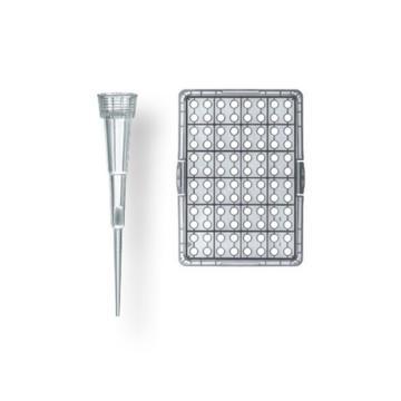 BRAND预装移液器吸头,Tip-Bo*N,超低吸附,PP材质,2-200µl,灭菌,BIO-CERT® 符合IVD标准,96个/盒,10盒/箱