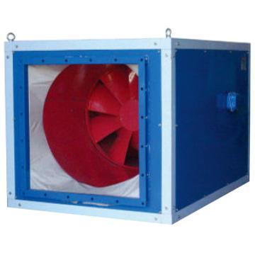 应达 HLF-6系列混流箱式通风机,HLF-6-6,960r/min,1.5kw-6P,三相