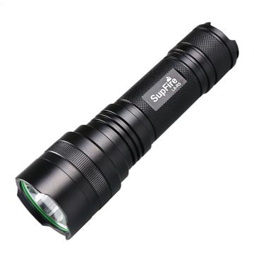 神火 L6-R5 可充电LED强光手电筒,450流明 5W 含1节26650锂电池 含单槽USB接口充电器,单位:个