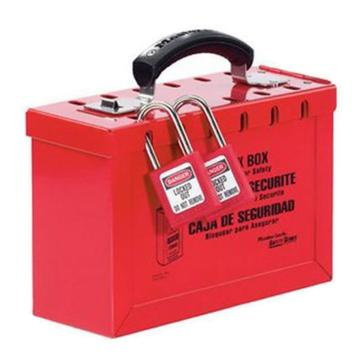 玛斯特锁MasterLock 集群安全锁箱,498AMCN
