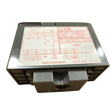 山武 Azbil火焰控制器,FRS100B204-2,220V