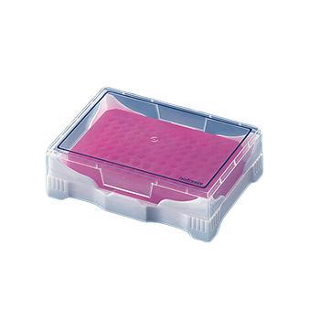 BRAND PCR低温指示冰盒,PP材质,带透明盖,2个/包