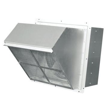 应达 铝叶轮边墙风机,SAB-WA-7.1-2.2-4三,1450r/min,2.2kw-4P,含防雨罩百叶防鸟网。含木架包装