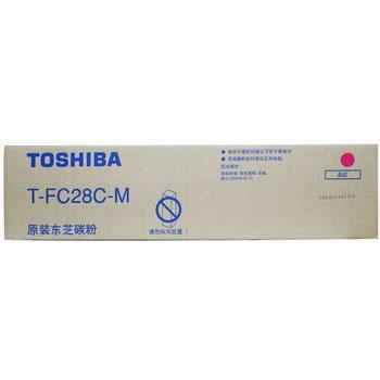 东芝墨粉(PS-ZTFC28CM)红色适用于e2330C/2830C/3530C/4520C 单位:个