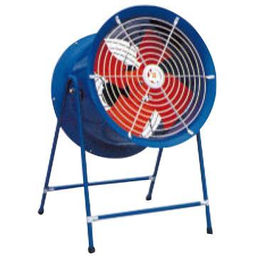 低噪声岗位式轴流风机,应达,SF-5-0.75kw-4P,1450r/min,单相