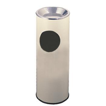 金属烟灰垃圾桶