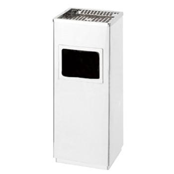 不锈钢方形烟灰垃圾桶,201标号不锈钢