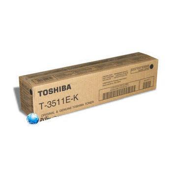 东芝墨粉T3511K(黑色)适用e3511/e4511/e281C/e351C/e451C 单位:个