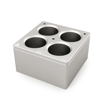 加热套,艾卡,H135.106,4孔加热套,每孔容量:40ml,孔径:28.5 mm